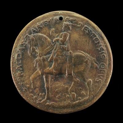 Ercole on Horseback [reverse]