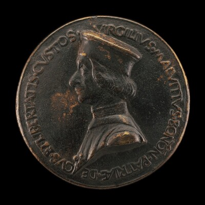 Virgilio Malvezzi, died 1481, Politician [obverse]