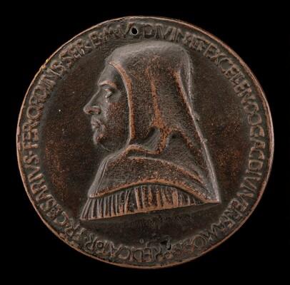 Fra Cesario of Ferrara, died 1490, Servite Monk