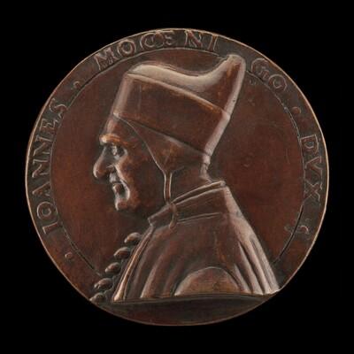 Giovanni Mocenigo, 1408-1485, Doge of Venice