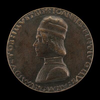Giovanni II Bentivoglio, 1443-1508, Lord of Bologna 1463-1506 [obverse]
