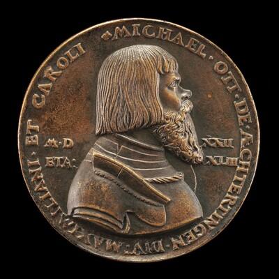Michael Ott von Aechterdingen, c. 1479-1532 [obverse]