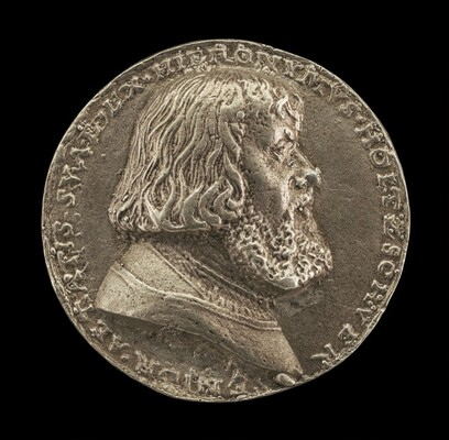 Hieronymus Holzschuher, 1469-1529, Patrician of Nuremberg [obverse]