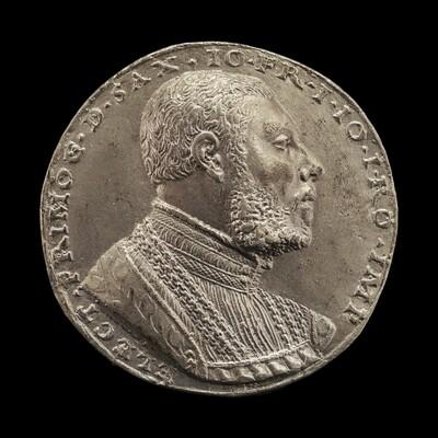 Johann Frederich, 1503-1554, Elector of Saxony 1532 [obverse]