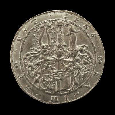 Blazon of Arms [reverse]