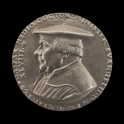 Caspar Hedio, 1494-1552, Preacher and Minister