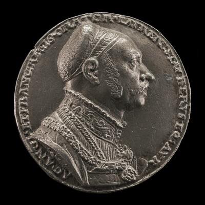 Lorenz Staiber, 1485/1486-1539, Patrician of Nuremberg, Writer, and Orator [obverse]
