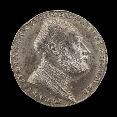 Georg Hermann, 1491-1552, German Philospher [obverse]