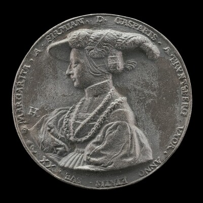 Margaret von Firmian, 1509-1536, Wife of Caspar von Frundsberg