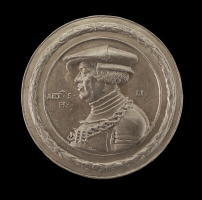 Caspar Wintzerer, 1465 or 1475-1542, Bavarian Soldier [obverse]
