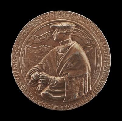 Willibald von Redwitz, 1493-1544, Canon of Bamberg [obverse]