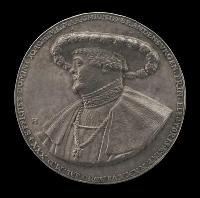 Joachim I, Prince of Brandenburg, 1484-1535 [obverse]