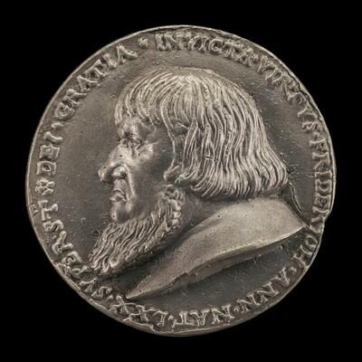 Friedrich the Elder, 1460-1536, Margrave of Brandenburg-Ansbach 1486 [obverse]