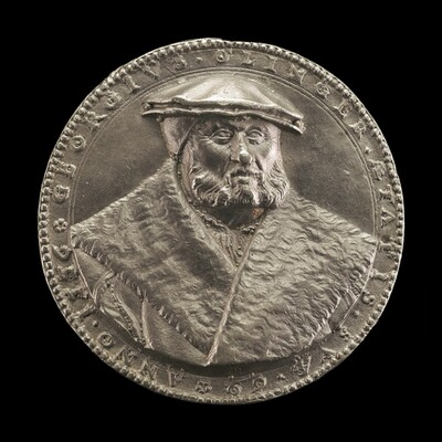 Georg Olinger, 1487-1557, Apothecary [obverse]