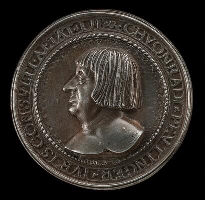 Conrad Peutinger, 1465-1547, Humanist and Antiquarian