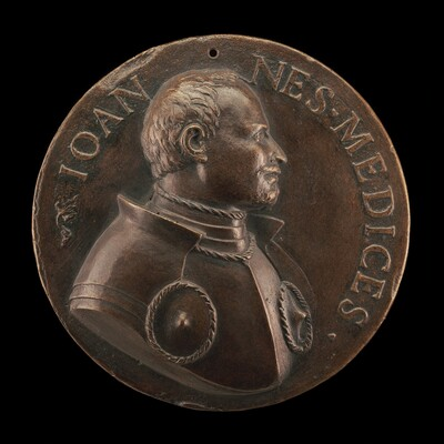 Giovanni de' Medici delle Bande Nere, 1498-1526 [obverse]