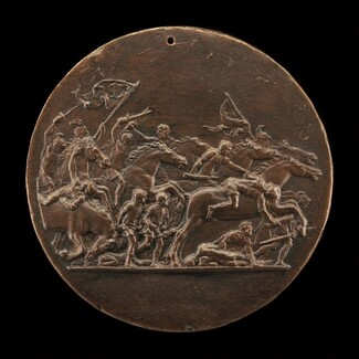Cavalry Charge [reverse]