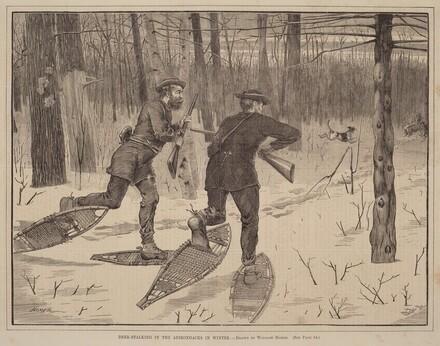Deer-Stalking in the Adirondacks in Winter