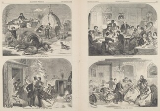 Thanksgiving Day - Ways and Means [upper left]
