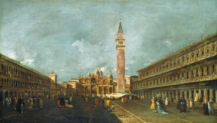 The Square of Saint Mark's, Venice