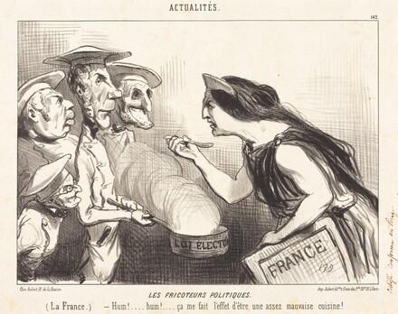 Les Fricoteurs politiques