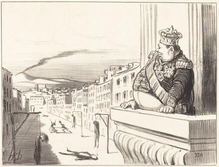 A Naples - Le meilleur des rois... (2nd plate)