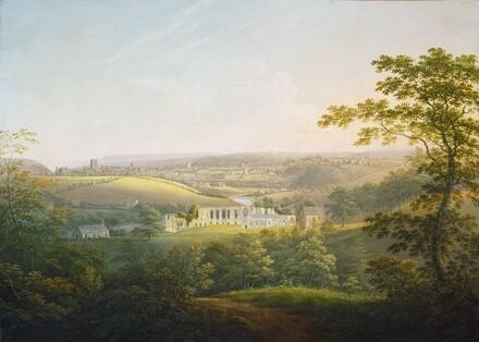 Easby Abbey, near Richmond