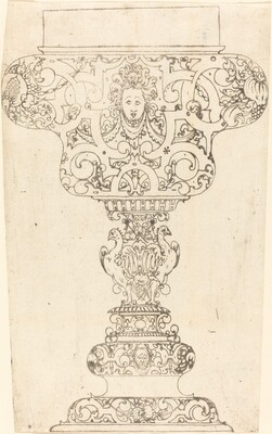 Ornament - Large Goblet