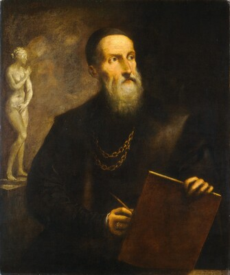 Imaginary Self-Portrait of Titian