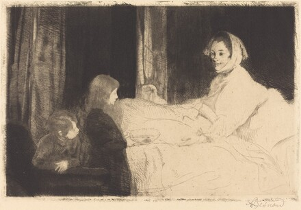 The Sick Mother (La mère malade)