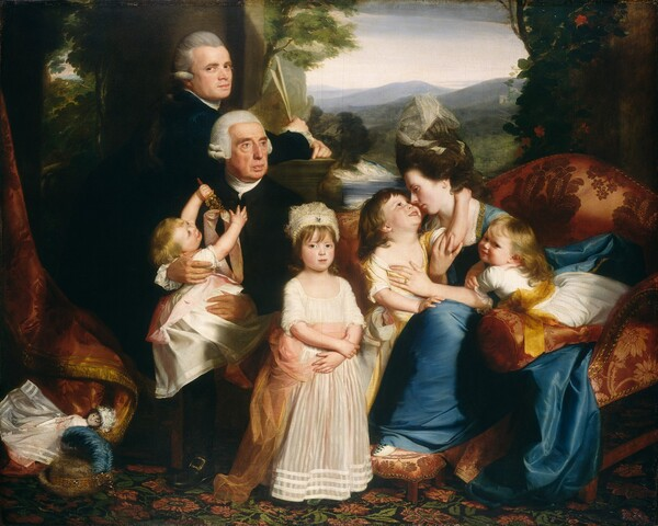 The Copley Family