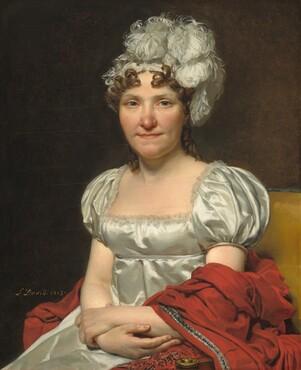 Jacques-Louis David, Madame David, 18131813