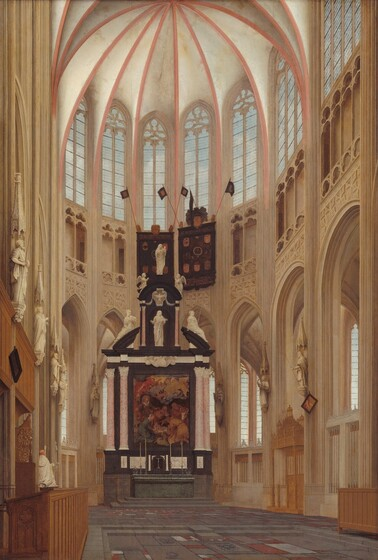 Cathedral of Saint John at 's-Hertogenbosch