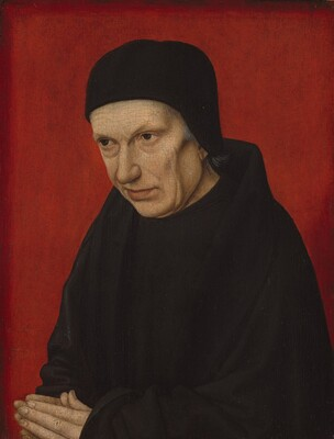 Portrait of an Ecclesiastic