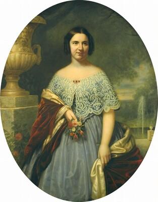 Lucy Tappan Bowen (Mrs. Henry C. Bowen)