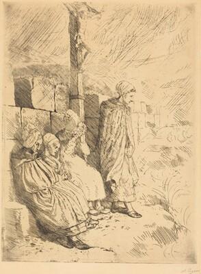 Fishermen's Wives (Femmes de pecheurs)