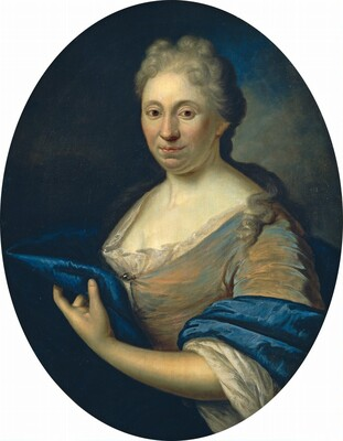 Anna de Peyster (?)