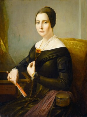 Elizabeth Oakes Prince Smith (Mrs. Seba Smith)