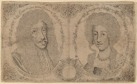Leopold I and Eleanor of Austria