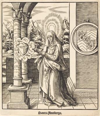 Saint Amelberga