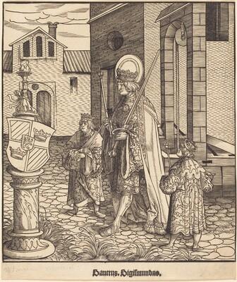 Saint Sigismundus