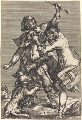 Fighting Beggars