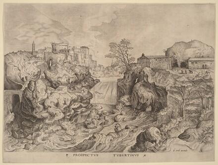 Prospectus Tyburtinus (View of the Tiber)