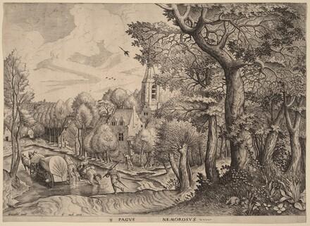 Pagus Nemorosus (Wooded Village)