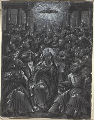 Pentecost [recto]