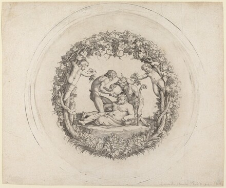 The Drunken Silenus (The Tazza Farnese)