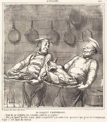 Un Banquet d'hippophages