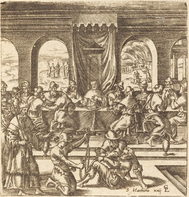 The Parable of the Marriage Feast