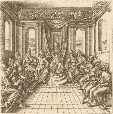 The Chief Priests and Pharisees