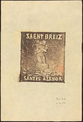 Sainte Azenor de Goelo